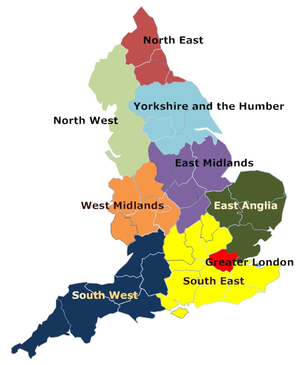 browse country east midlands