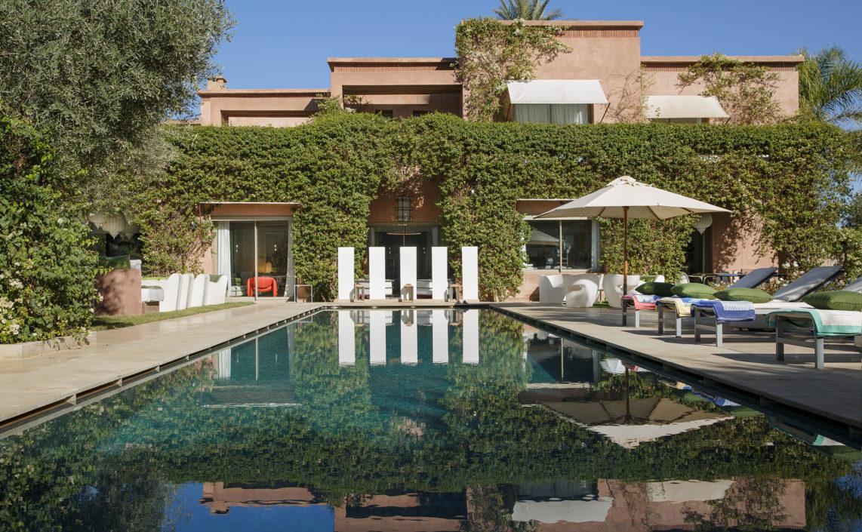 Beautiful Vacation Rental Marrakech Villa ...