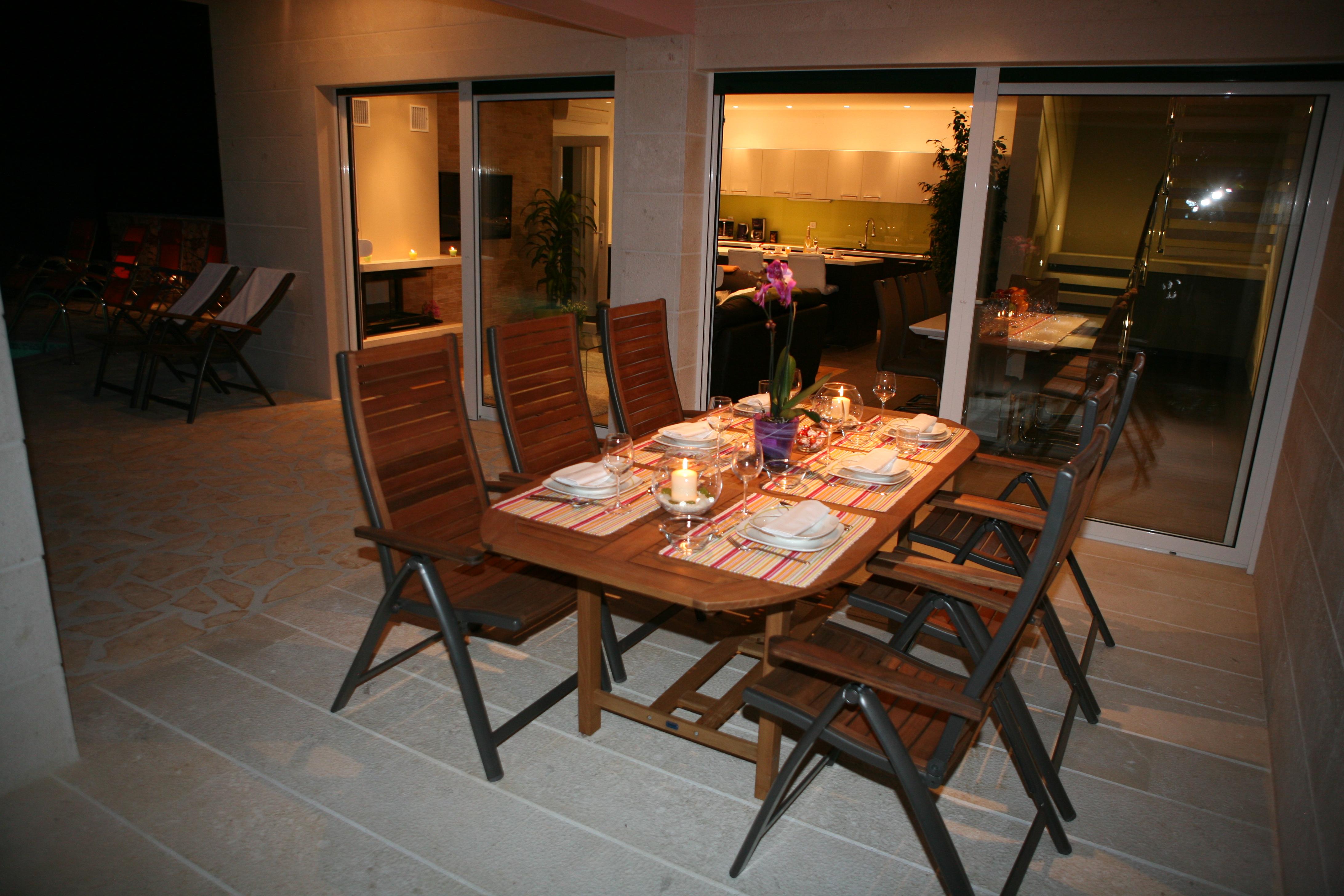 Croatia Villa Vacation Rentals Trogir-Vinisce