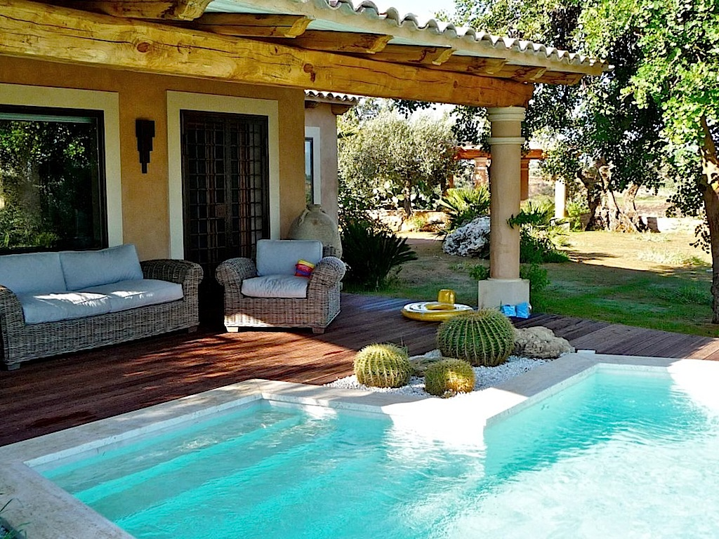 sicily holiday villa rentals - luxury villa vacation rentals with