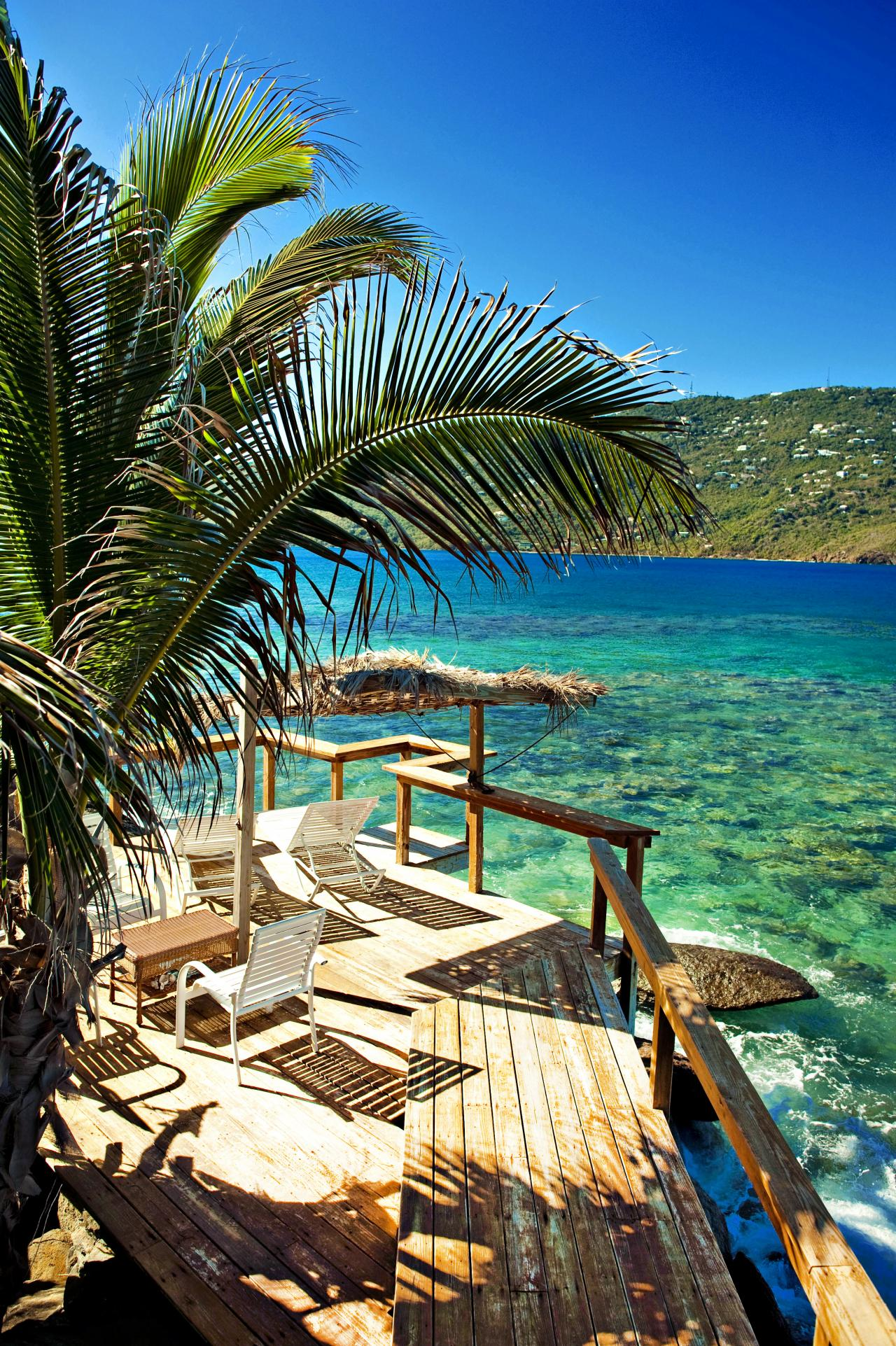 U.S Virgin Islands Villa vacation rentals Magens Bay St Thomas