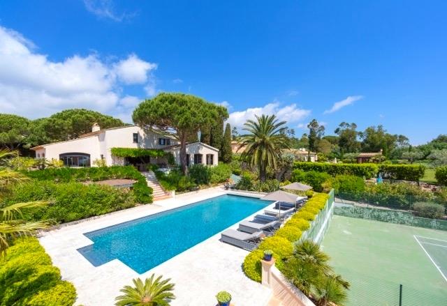 Luxury French Riviera Villa Rental Saint Tropez Ramatuelle Near