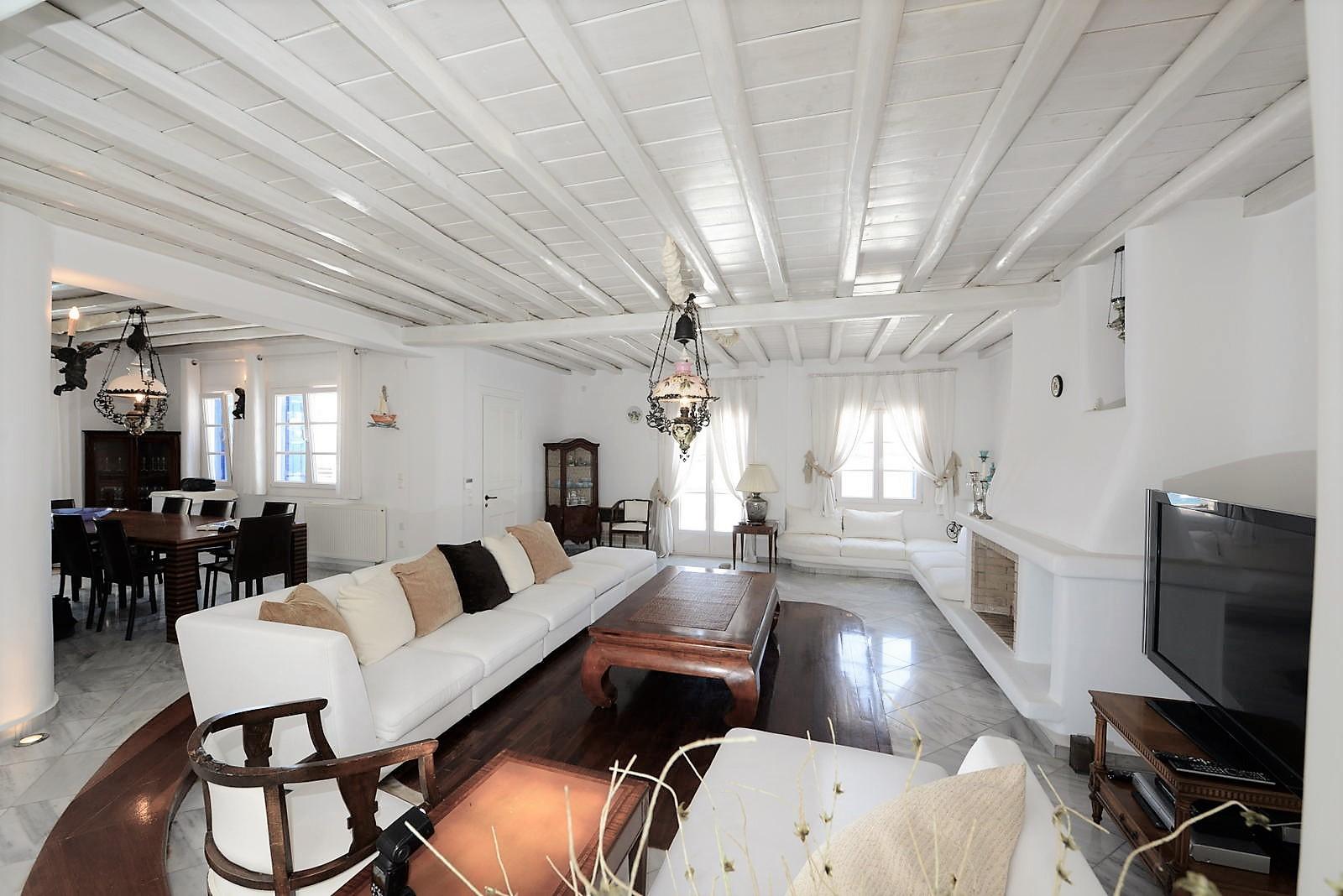 Villa Vacation rentals Mykonos private pool