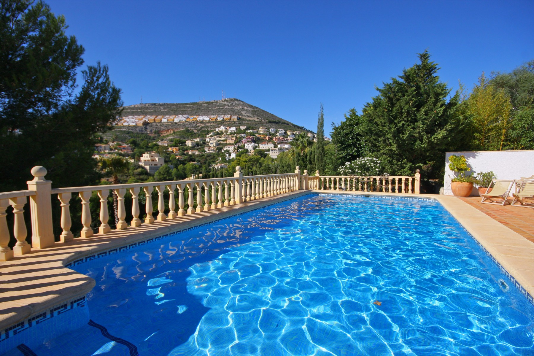 BENITACHELL Rental Villa Private Pool Alicante (Costa Blanca)