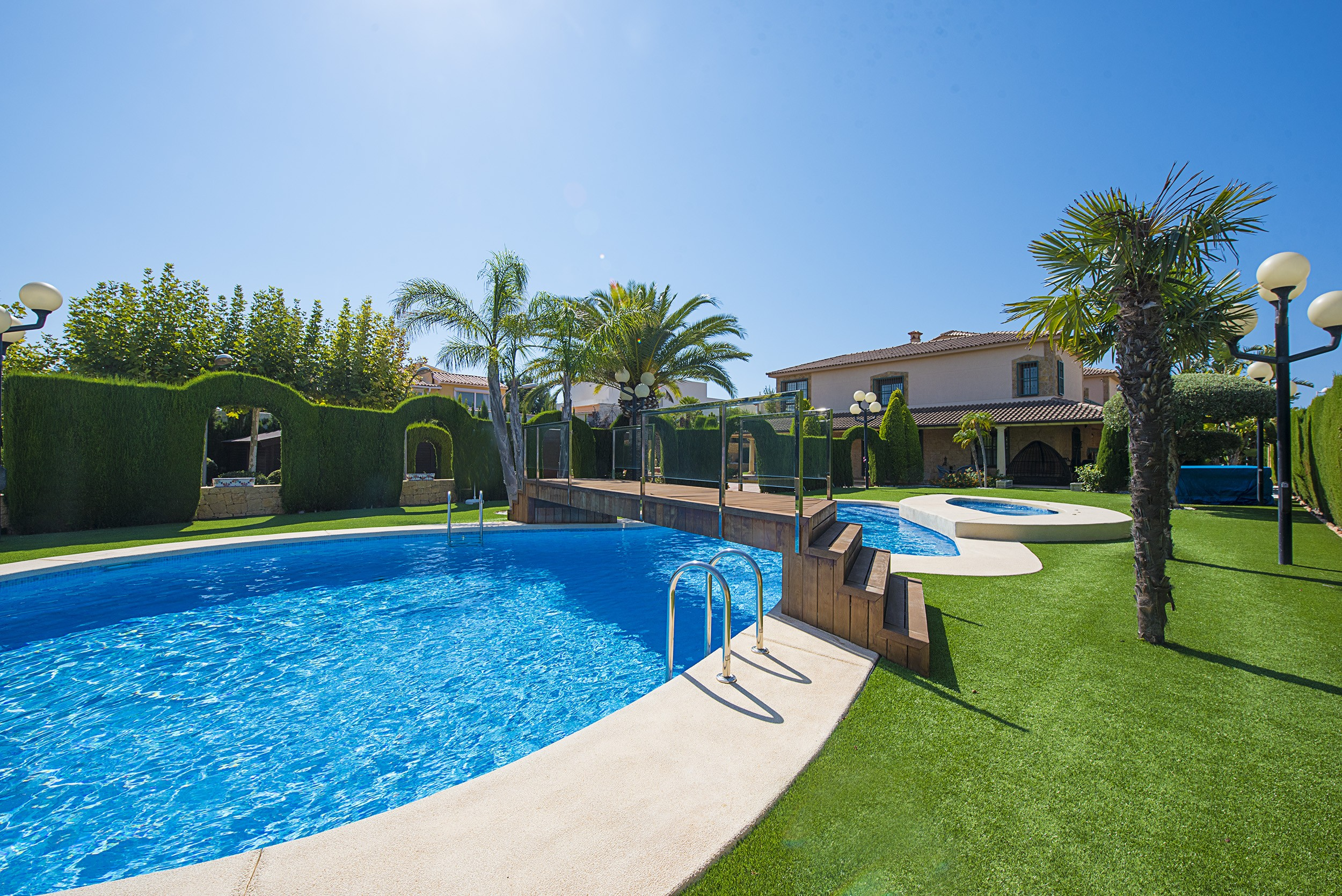 Elegant CALPE Rental Villa Private Pool Alicante Costa Blanca