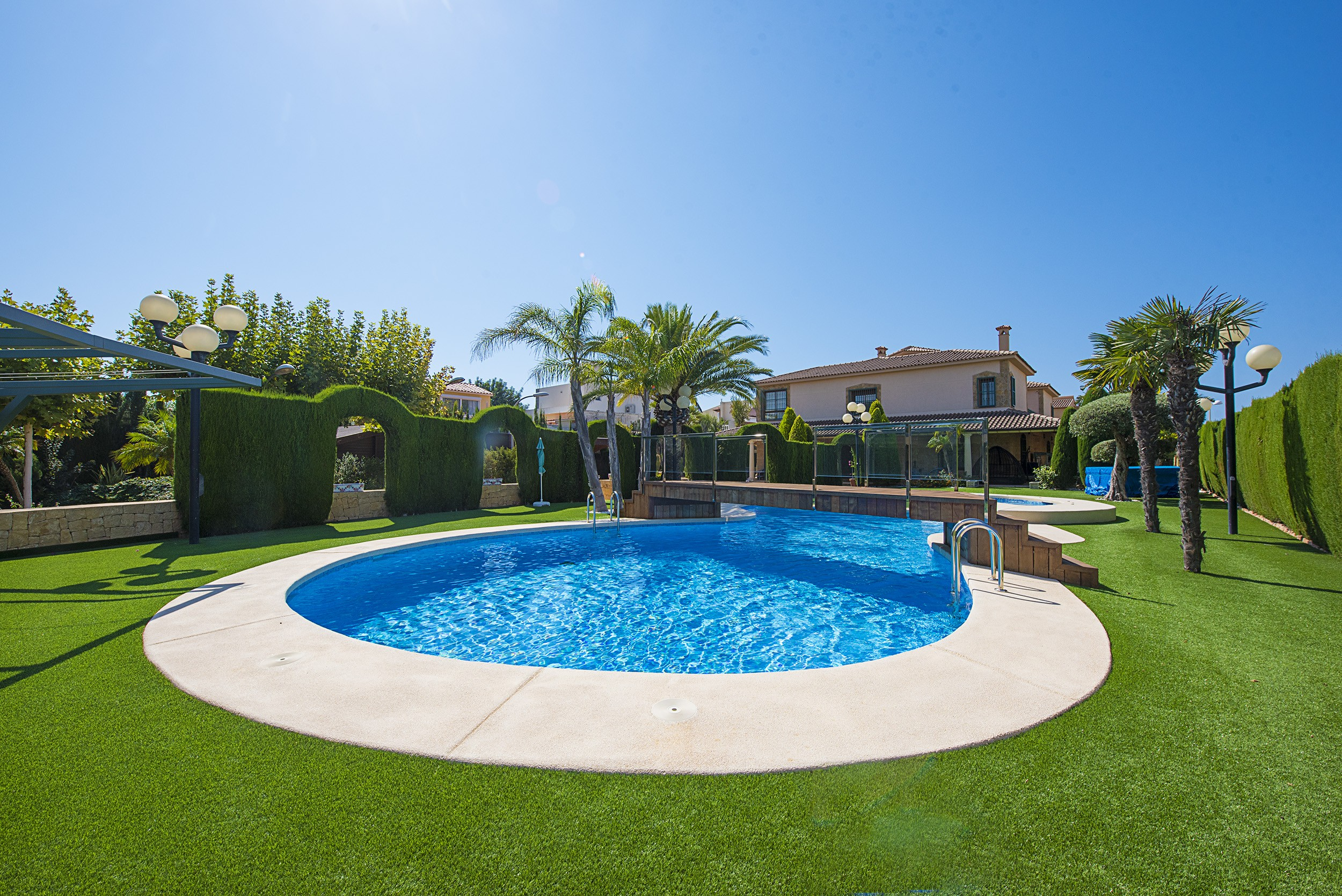CALPE Rental Villa Private Pool Alicante Costa Blanca