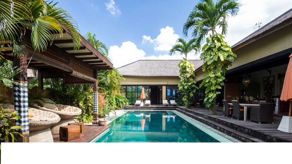 Indonesia Bali Villa Vacation Rentals 100m From Pererenan Beach In