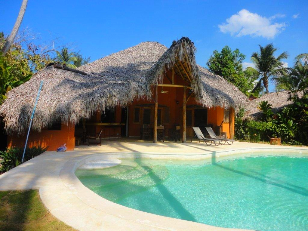 Dominican republic las terrenas villa vacation rentals for Las terrenas