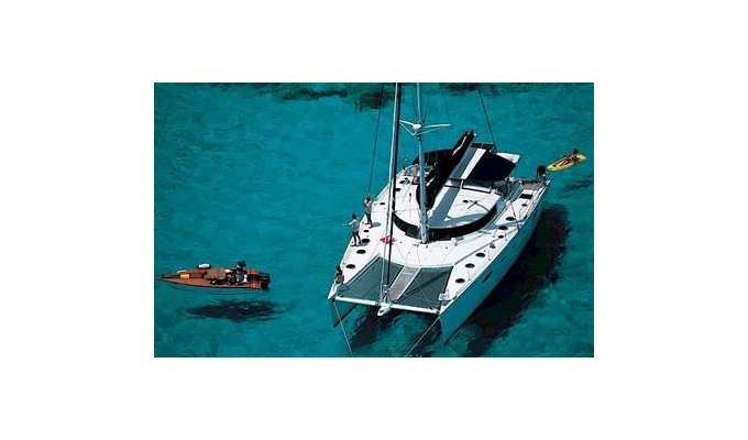 Anguilla Crewed charters on a Cruising Boat