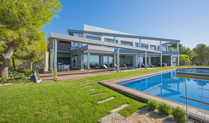 ALTEA Villa rentals private pool Alicante Costa Blanca