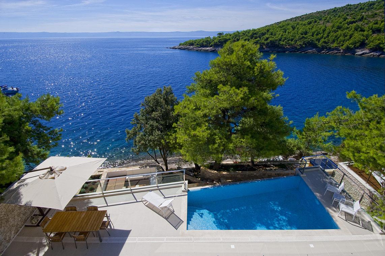 Croatia Villa Vacation Rentals Sumartin Brac