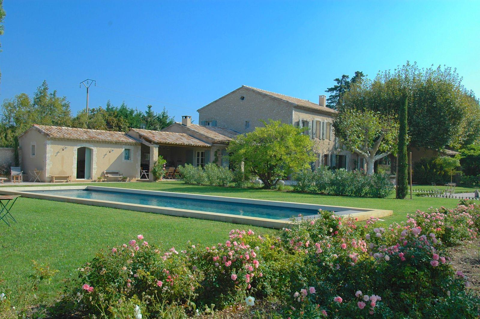 Saint Remy De Provence Luxury Villa Rentals With Heated