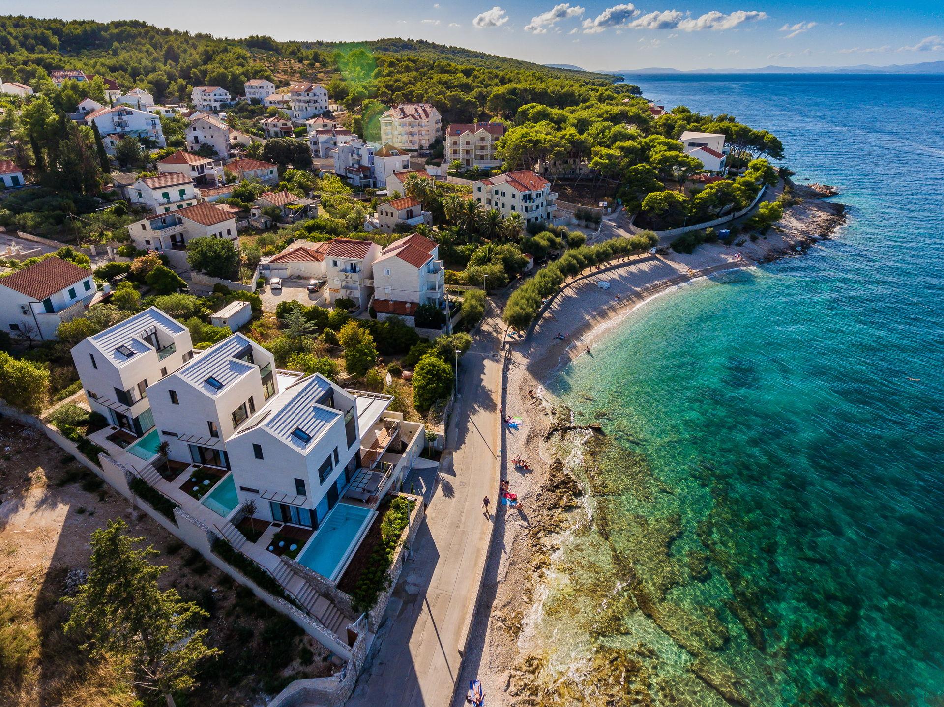 Croatia Villa Vacation Rentals Sutivan Island Brac