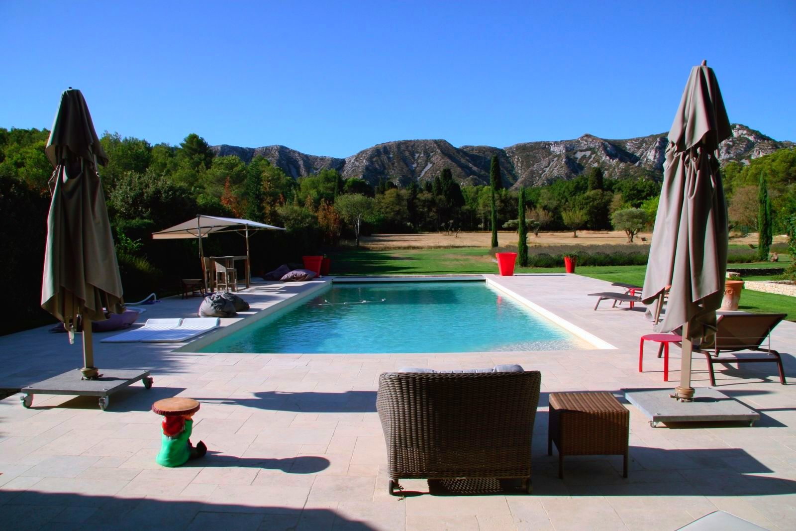 Charming Saint Remy De Provence Luxury Villa Rentals With Heated Private Pool And Indoor  Pool ...