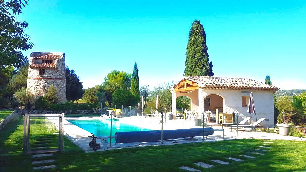 Provence Luxury Villa Rentals Aix En Provence With Private Pool