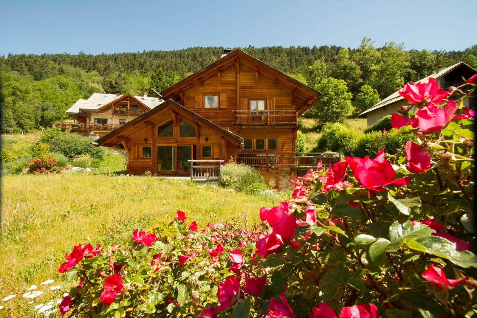 Serre Chevalier Luxury Chalet Rentals ski slopes spa concierge ...