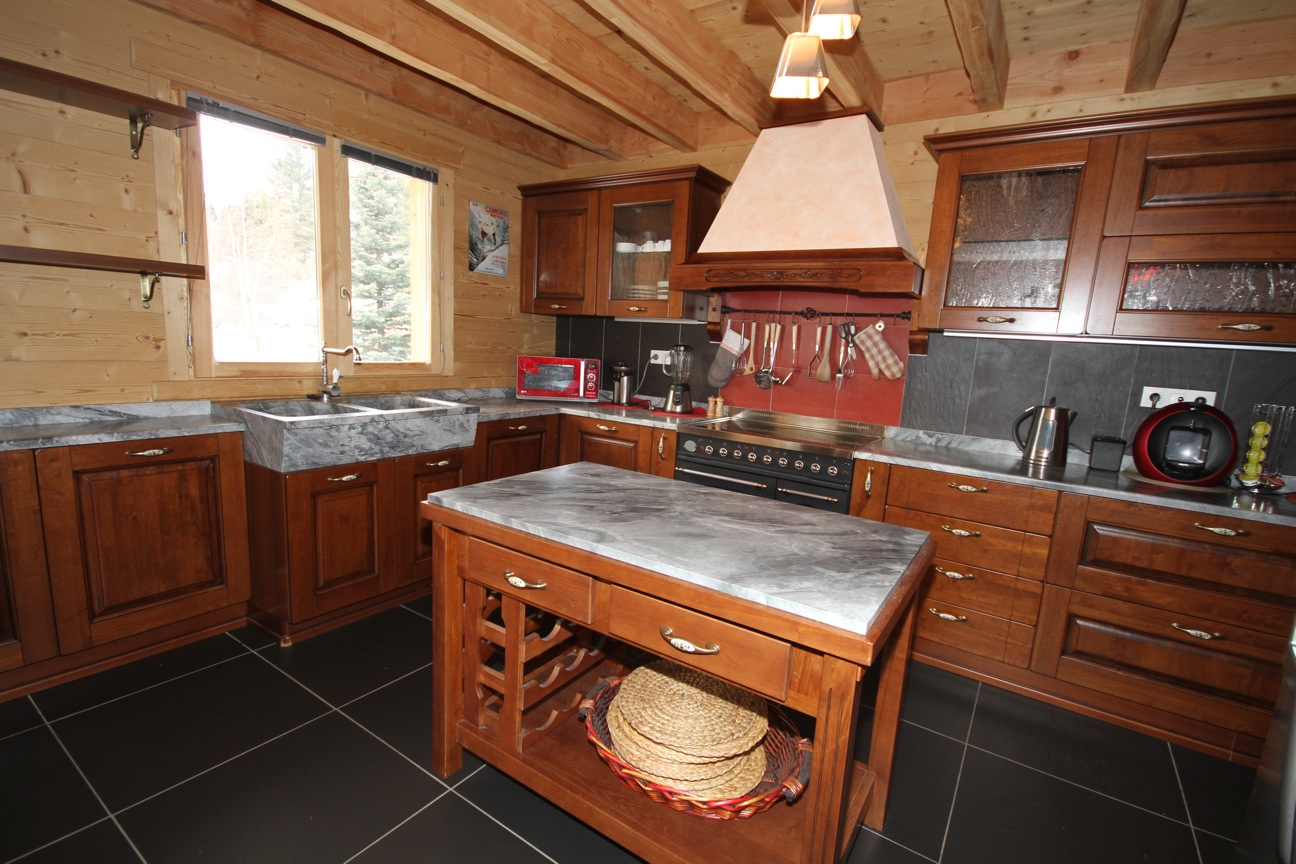Serre Chevalier Luxury Chalet Rentals ski slopes indoor pool spa