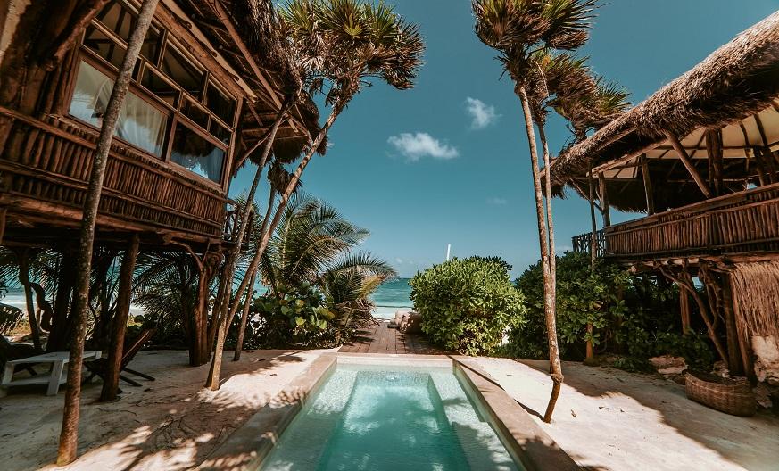 Mayan Riviera Tulum Villa Vacation Rentals Private Pool