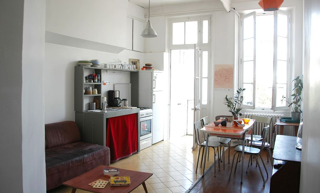Provence Beaches appartement rentals Marseille Triplex Rooftop