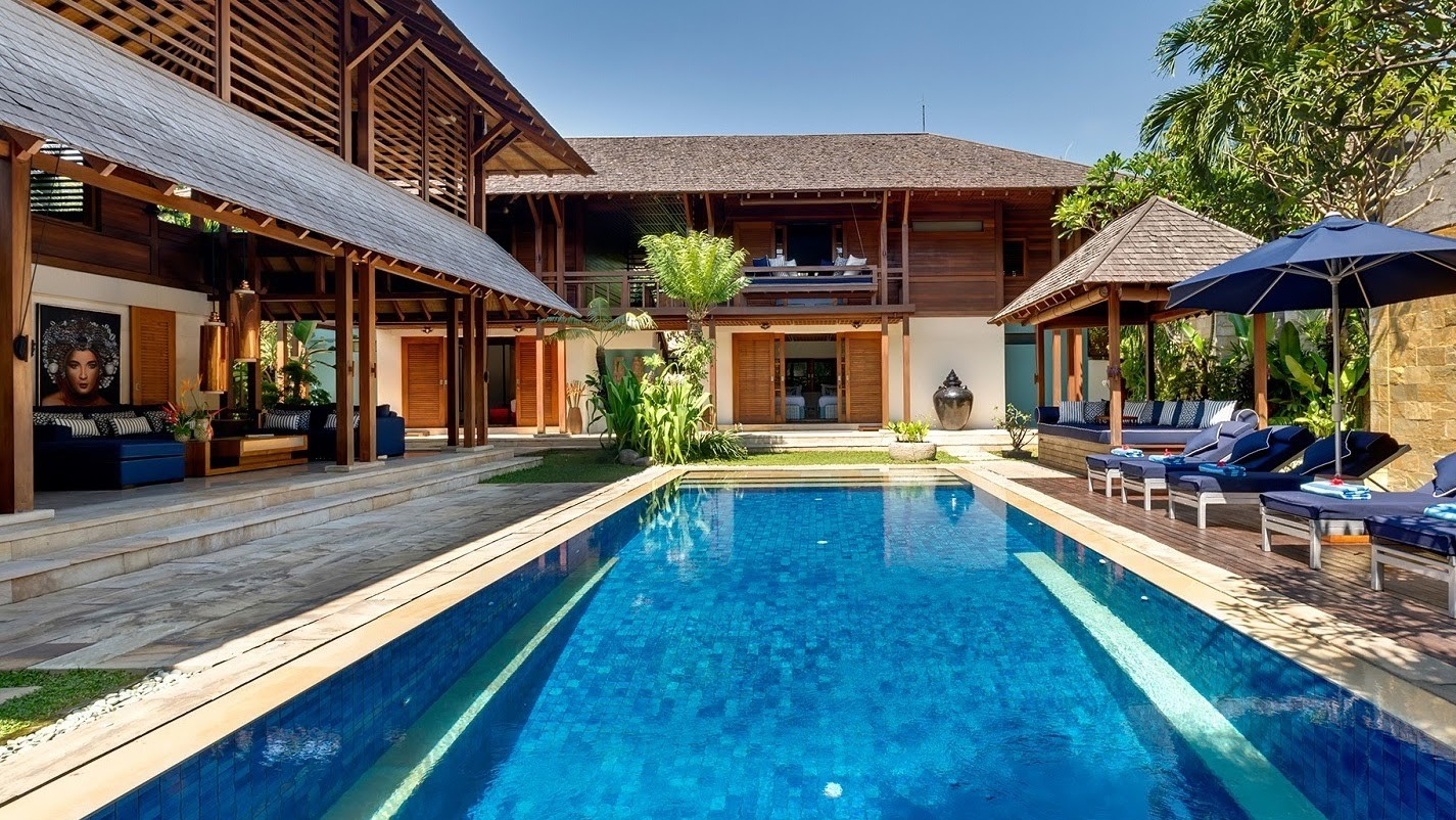 Indonesia Bali Villa Vacation Rentals In Seminyak Close To Petitenget