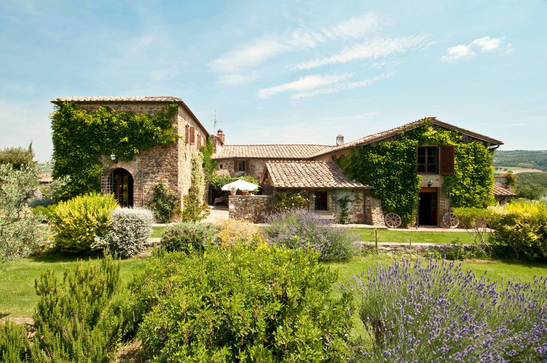 Villas Near Siena Italy tuscany villa rental siena montalcino private pool staff families groups (3)