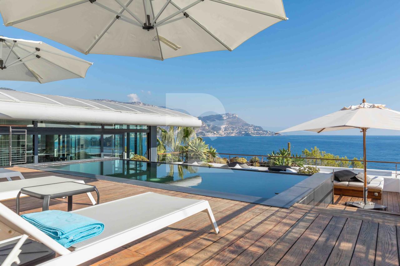 Luxury French Riviera Villa Rental Cap Ferrat near Nice Villefranche sur  Mer sea view