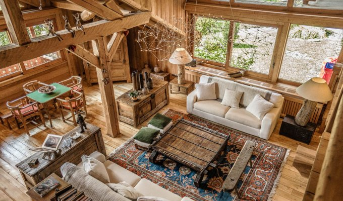 Serre Chevalier Luxury Chalet Rentals ski slopes spa and concierge services