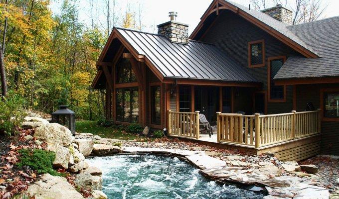 Quebec Stoneham Cottage Vacation Rentals