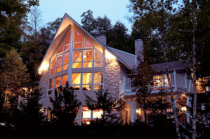 Outstanding Canada Chalet Cottage Vacation Rentals Sleeps 12 On Jack Lake Ontario Download Free Architecture Designs Scobabritishbridgeorg
