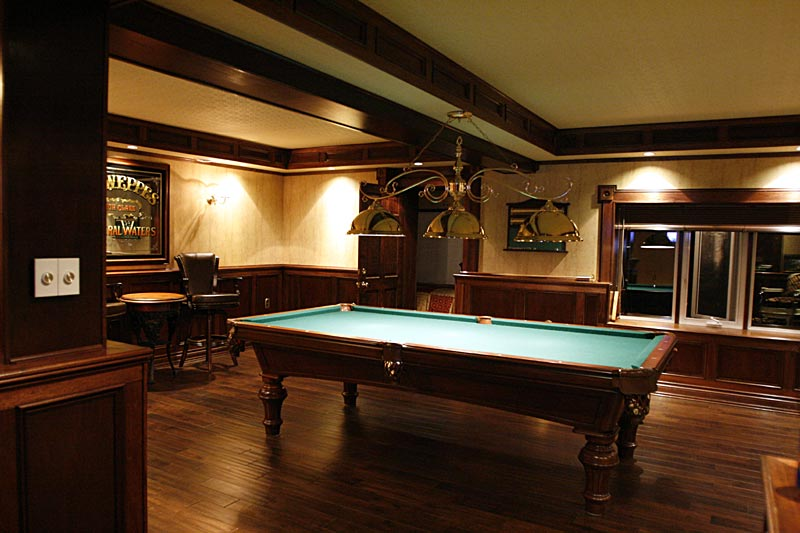 Canada Chalet Cottage Vacation Rentals Jack Lake Ontario - Pool table jack rental