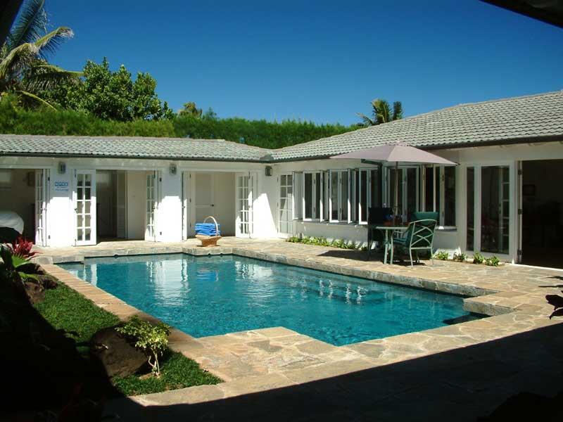 Kailua Beach Luxury Villa Vacation Rental In Hawaii Oahu Island