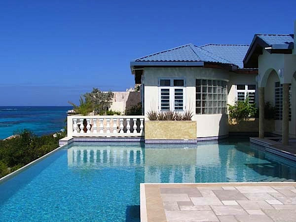 Anguilla Luxury Oceanfront Villa Rentals with private pool - Shoal Bay East - British West Indies