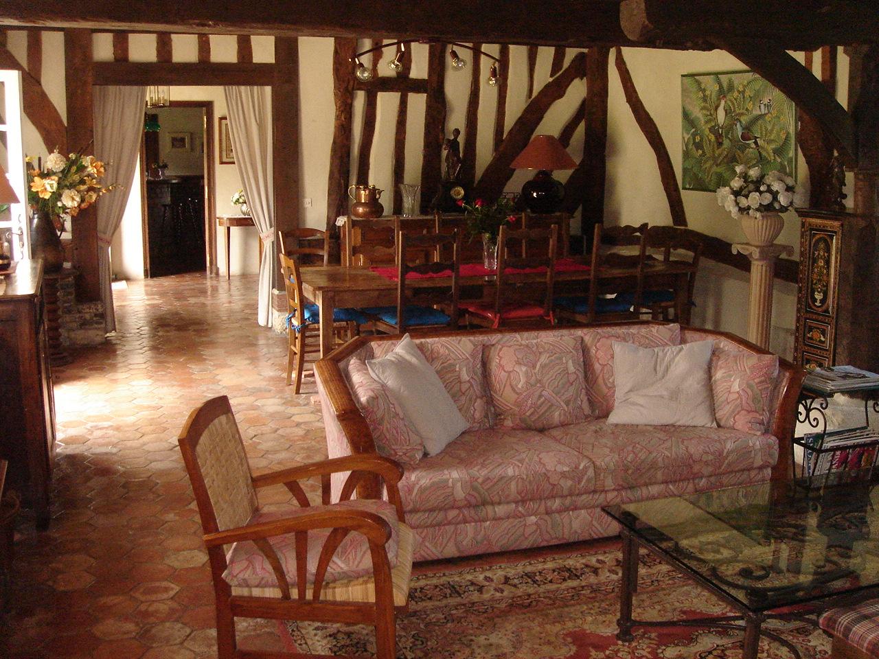 maison de michel sardou vauville finest voici les autres photos de comment purger les. Black Bedroom Furniture Sets. Home Design Ideas