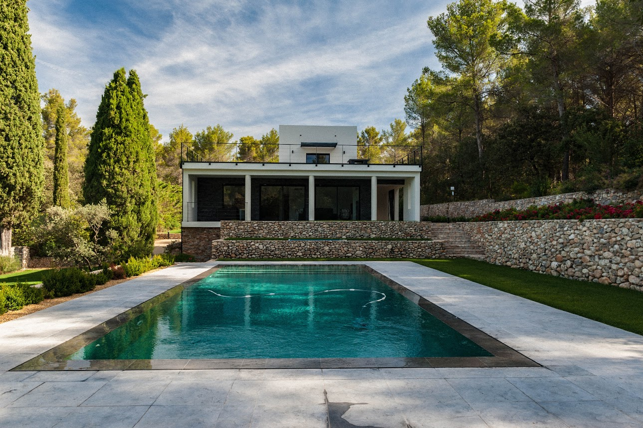 Provence Luxury Villa Rentals Aix En Provence With Private Pool And Staff  ...