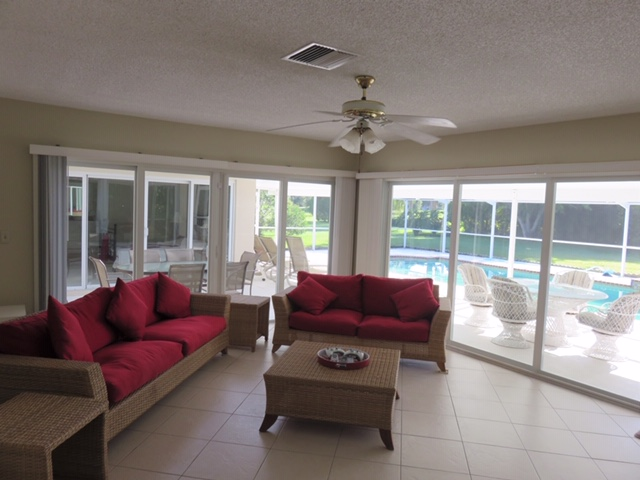 Vacation Home Rental Villa Port St Lucie On The Club Med Golf
