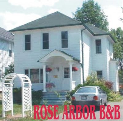 Rose Arbor Bed and Breakfast Niagara Falls - Canada - Ontario