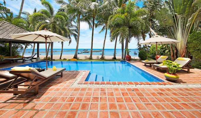 Luxury Thai Private Holiday Homes To Rent Near Pattaya, Thailand