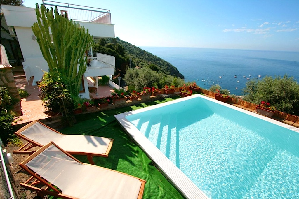 Great AMALFI COAST HOLIDAY RENTALS   Luxury Villa Vacation Rentals With Private  Pool   Amazing Sea View ...