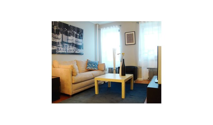 Furnished 1 Br Apartment Rental In The Heart Of Manhattan New York City