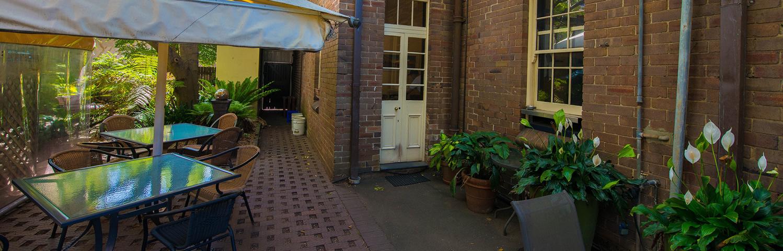 australia bed and breakfast sydney the rocks. Black Bedroom Furniture Sets. Home Design Ideas