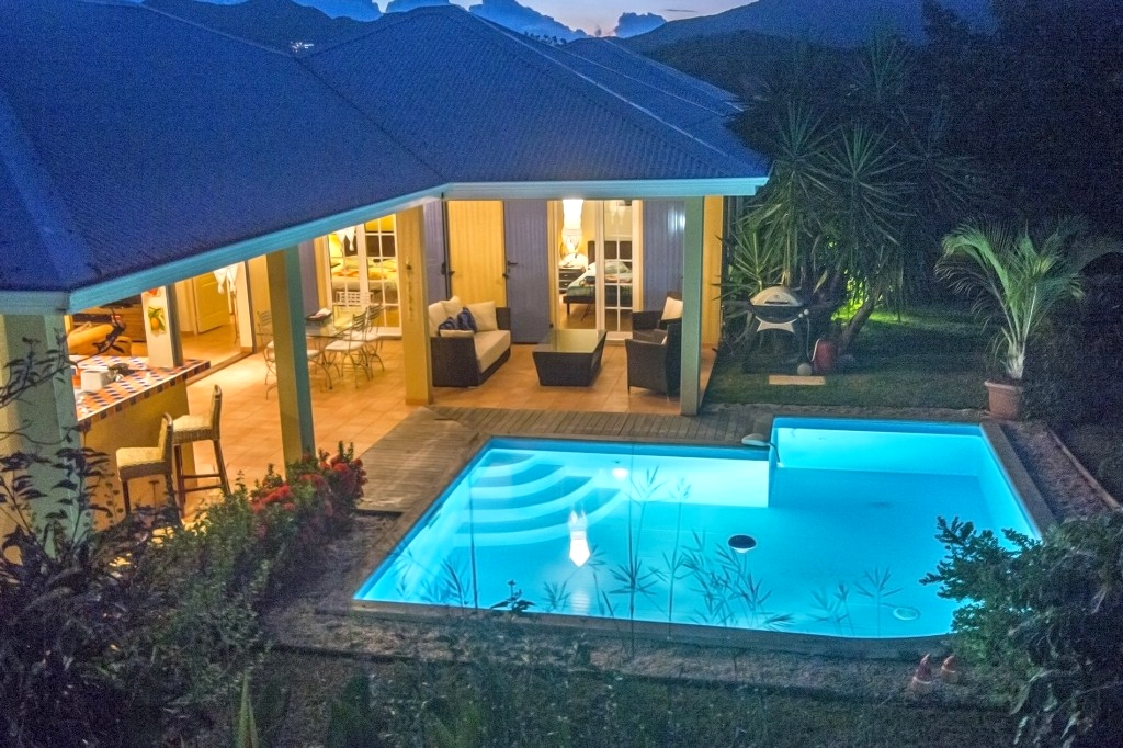 ... FWI Villa Vacation Rentals In Le Diamant, Martinique