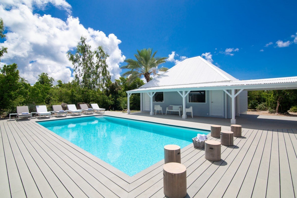 St martin holidays rentals luxury villa vacation rentals with private pool terres basses