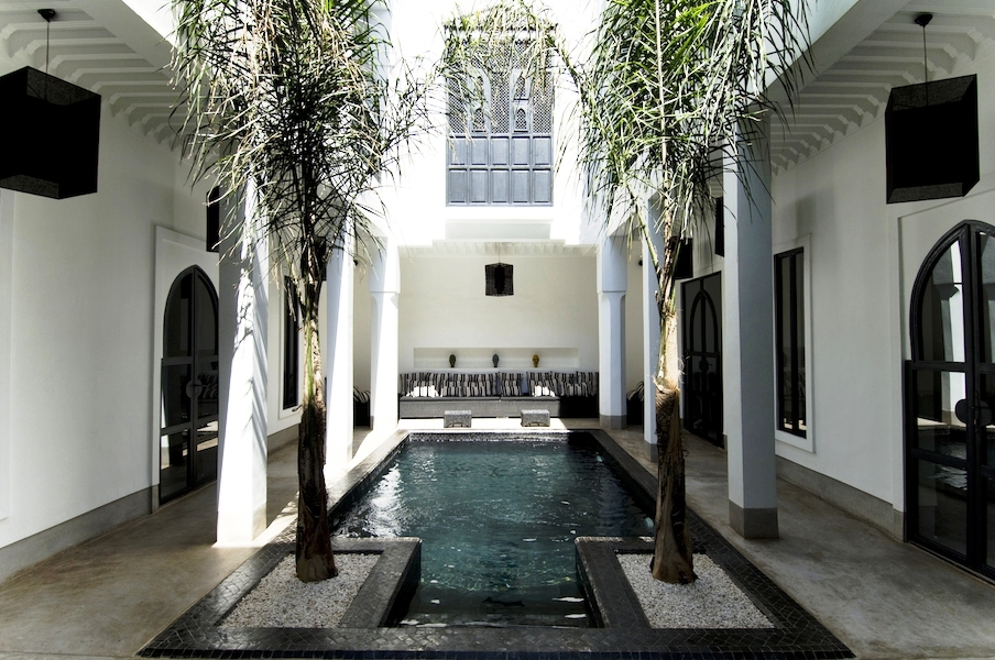 Marrakech riad rental with pool - Riad medina marrakech avec piscine ...