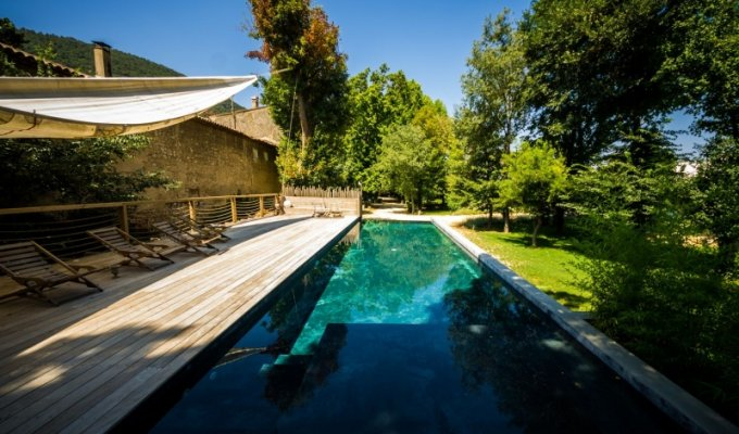 Provence Beaches villa rentals Cassis with private pool