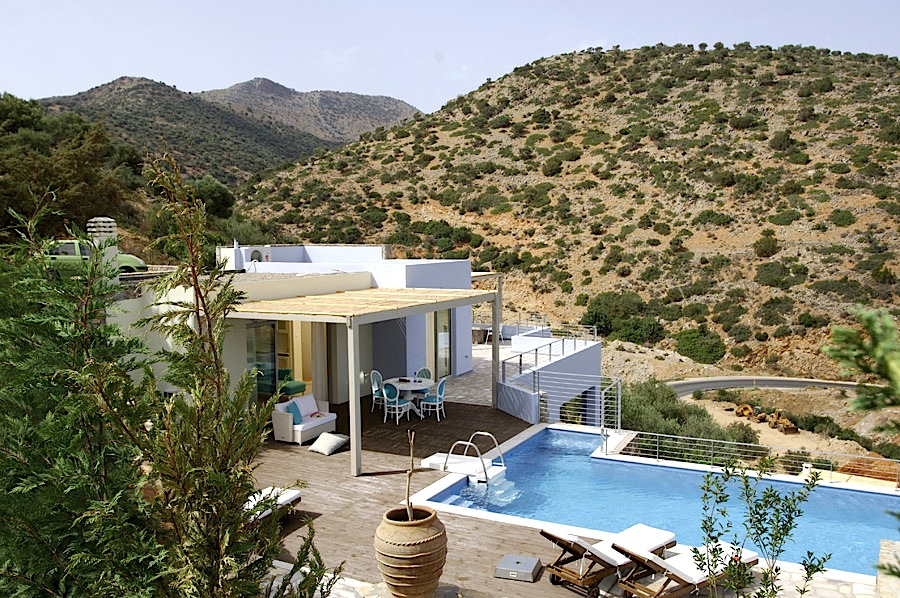 Holiday Villas In Crete With Private Pool