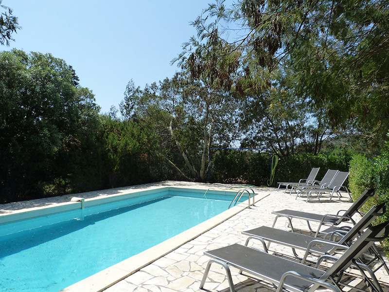 ... Porto Vecchio Villa Vacation Rentals 12 Pers Private Pool Sea View Near  Palombaggia Beach Corsica ...
