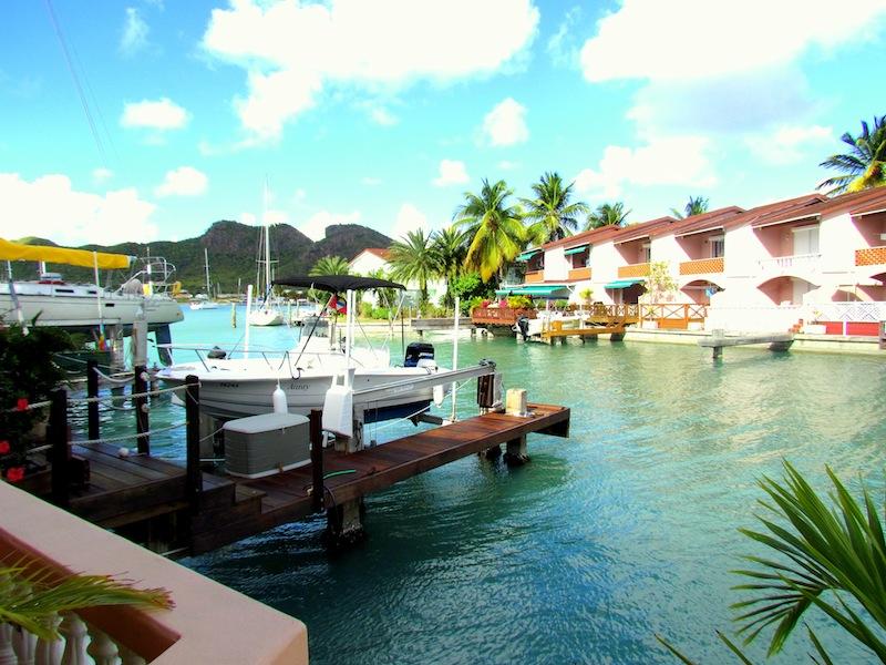 Antigua Villa Vacation Als Sea Views Pool Jolly Harbour Caribbean