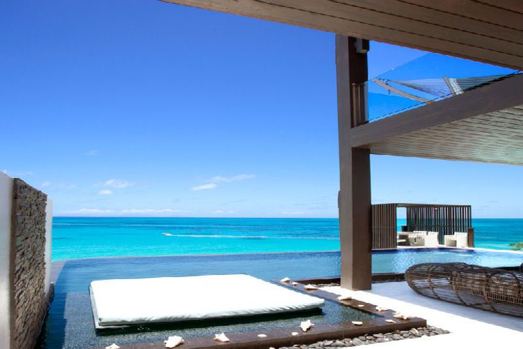 Antigua Villa Vacation Rentals Private Pool Ocean Views   Caribbean Holiday  Rentals ...