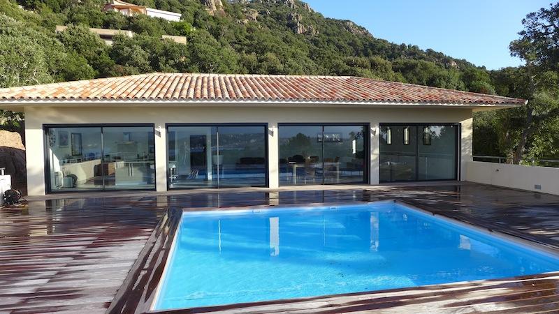 Lovely Golf De Porto Vecchio Luxury Villa Vacation Rentals 8 Pers Near Palombaggia  Beach Private Pool Corsica ...