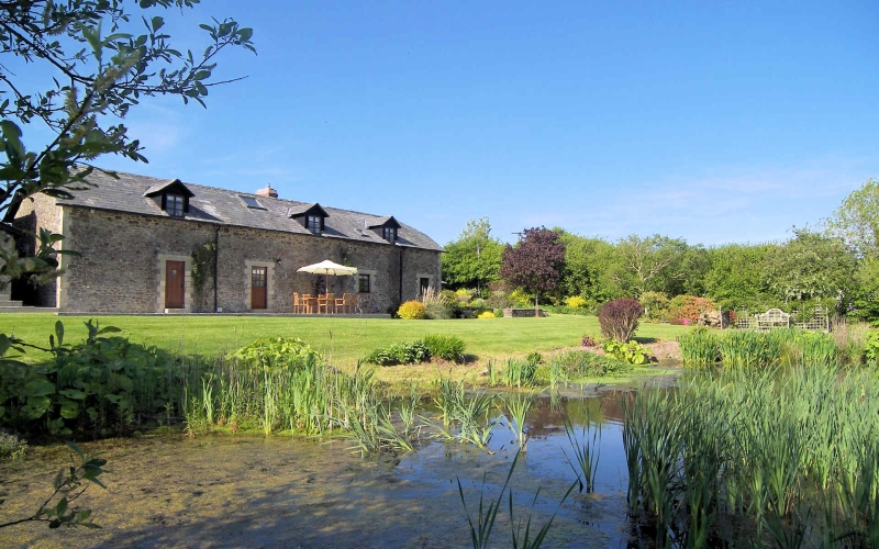 2 five star luxury holiday cottages in north devon each for Premium holiday cottages
